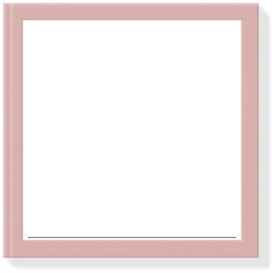 "Linen pale pink 8x8"" photo book fabric"