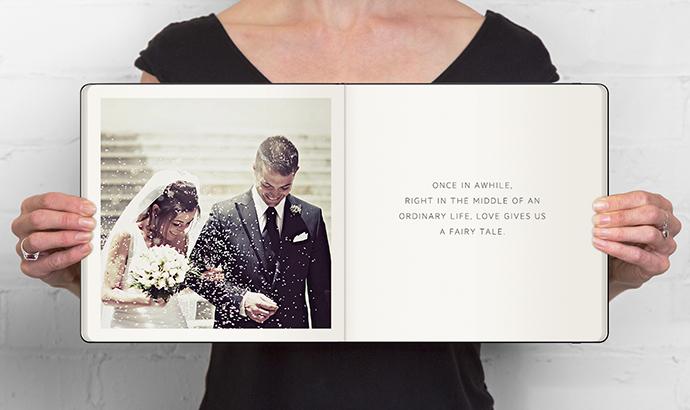 Custom Wedding Photo Books And Albums