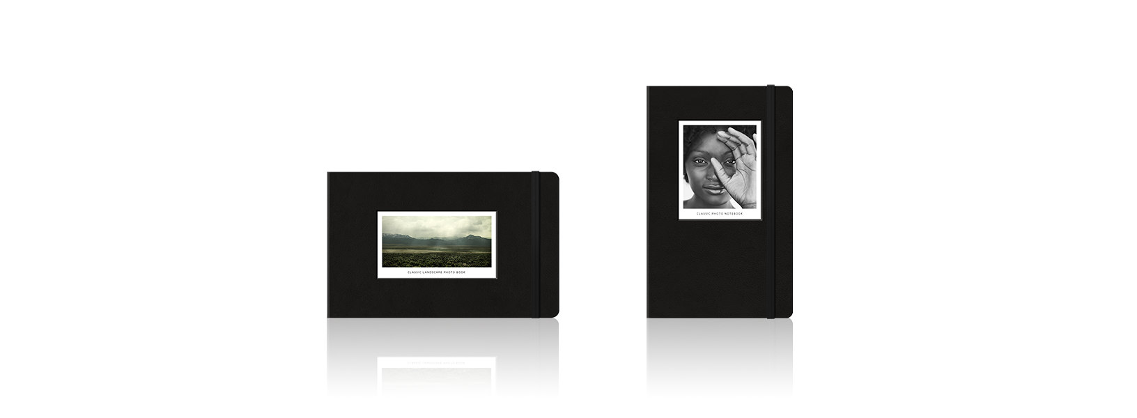 MOLESKINE CLASSIC LANDSCAPE AND PHOTO NOTEBOOK