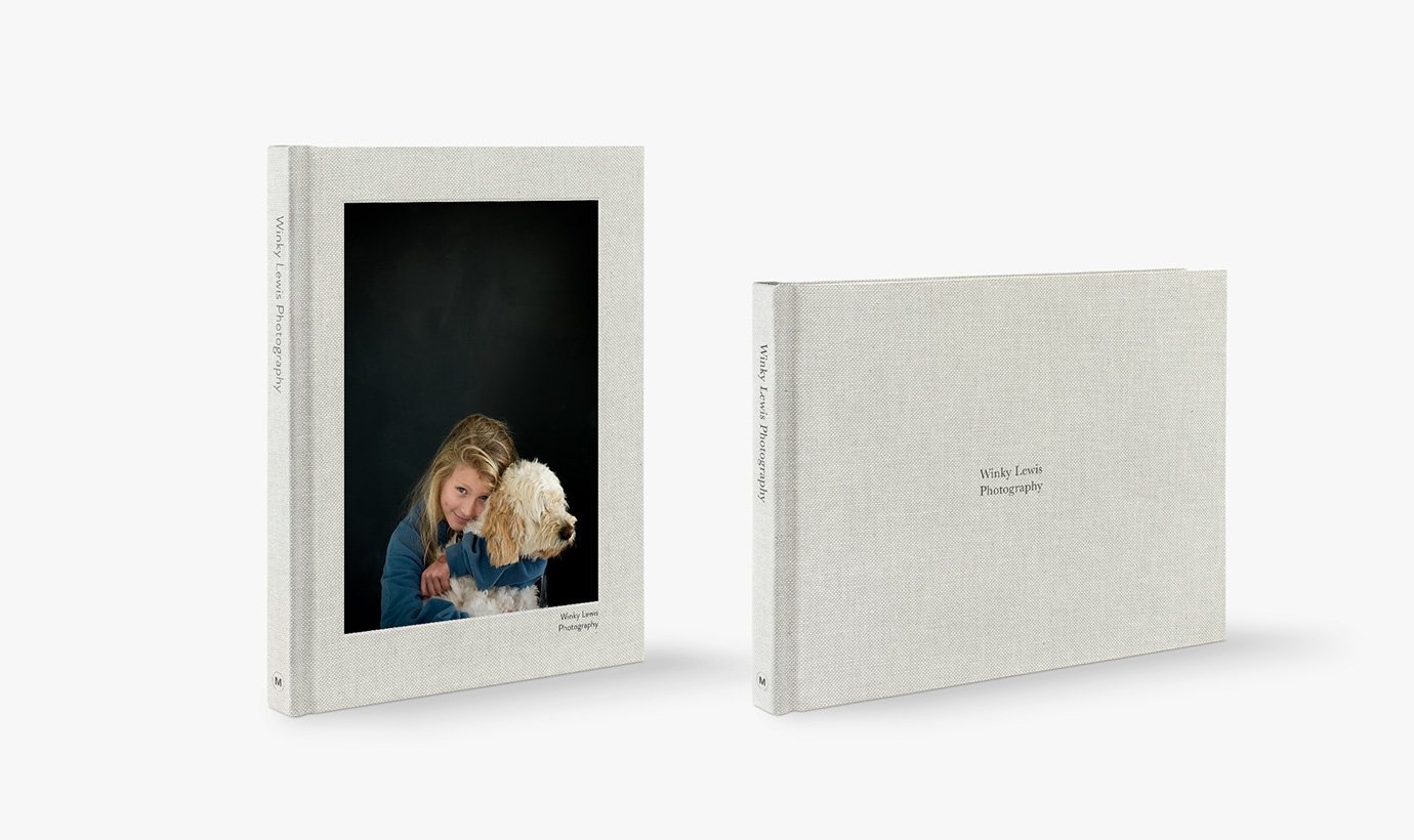 MILK Archival Family Photo Books