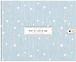 Bespoke photo book baby theme preview