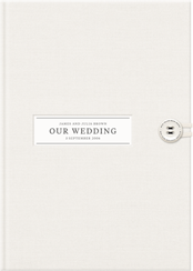 Bespoke book wedding theme preview