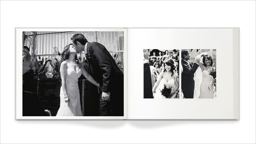 13x11 personalized wedding album photo 13x11 wedding album memories