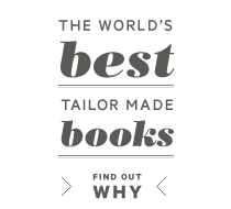 The world's best tailor made books - find out why